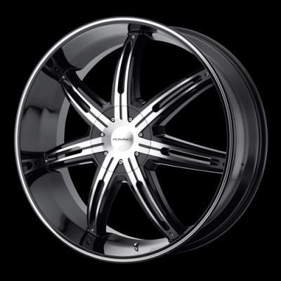 Surge (KM665) Tires